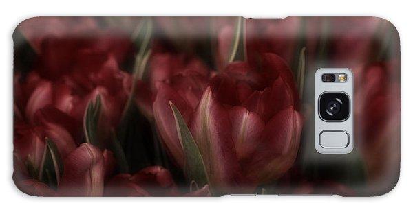 Tulips Romantic Galaxy Case