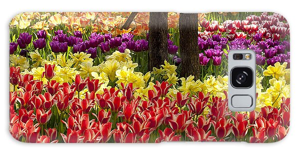 Tulips Tulips Tulips Galaxy Case