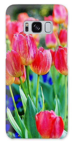 Tulips Galaxy Case