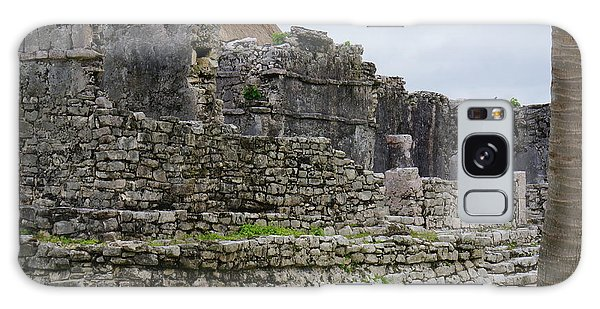 Tulum Ruins 11 Galaxy Case