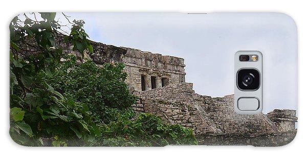 Tulum Ruins 12 Galaxy Case