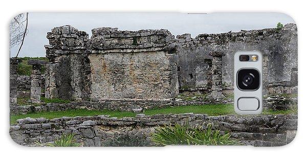 Tulum Ruins 18 Galaxy Case