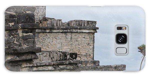 Tulum Ruins 20 Galaxy Case