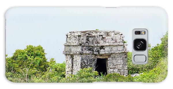 Tulum Ruins 8 Galaxy Case