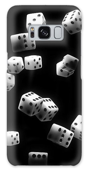 Gamble Galaxy Case - Tumbling Dice by Tom Mc Nemar