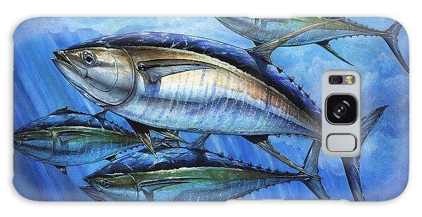 Tuna In Advanced Galaxy Case