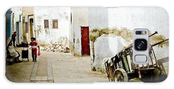 Tunisian Girl Galaxy Case