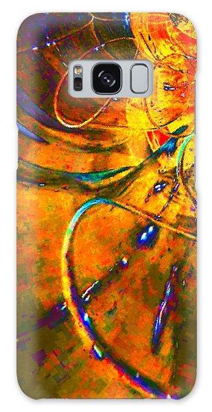 Tunnel By Nico Bielow Galaxy Case by Nico Bielow