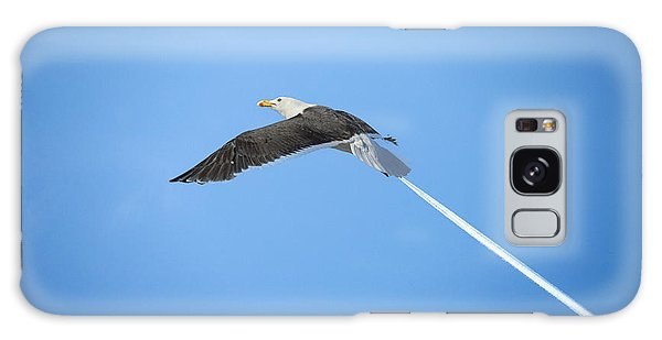 Turbo Seagull Galaxy Case by Michael Mogensen