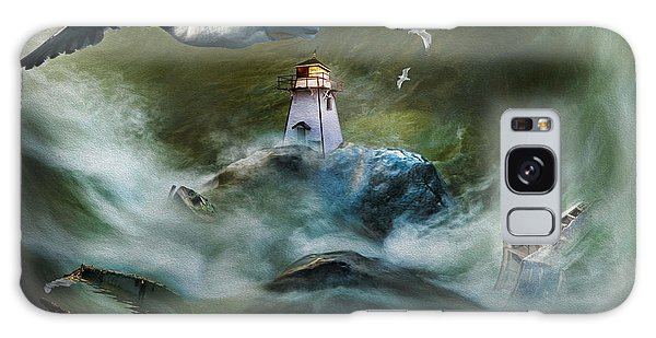 Turbulence At Irving Lighthouse Galaxy Case