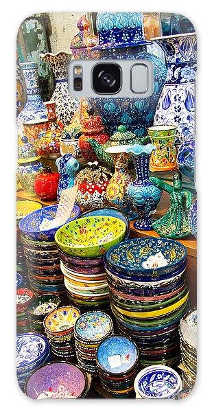 Turkish Ceramic Pottery 1 Galaxy Case