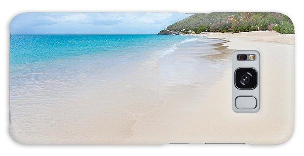 Turner Beach Antigua Galaxy Case