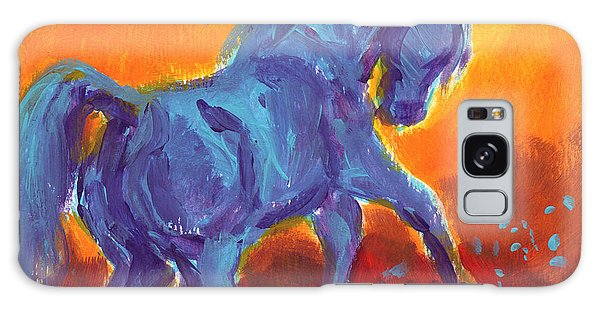 Turquois Stallion Galaxy Case