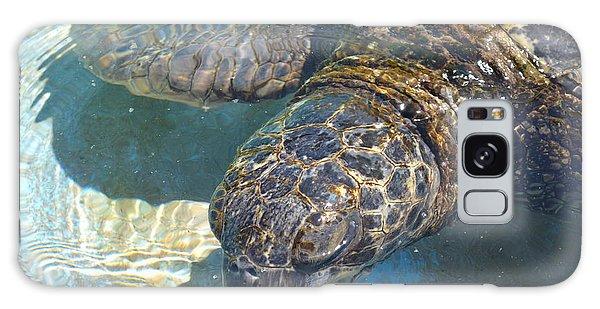 Turtle Galaxy Case by Amanda Eberly-Kudamik