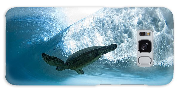 Turtle Galaxy Case - Turtle Clouds by Sean Davey