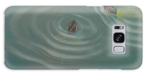 Turtle Pond IIi Galaxy Case