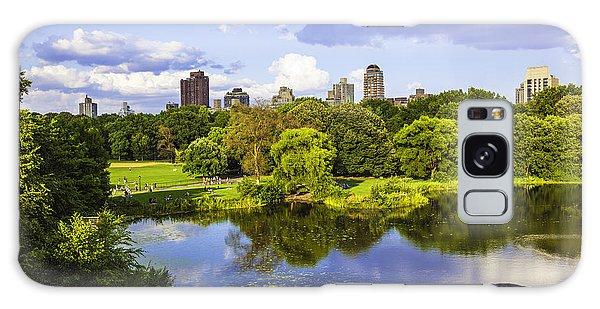 Vista Rock View 2  - Central Park - Manhattan Galaxy Case