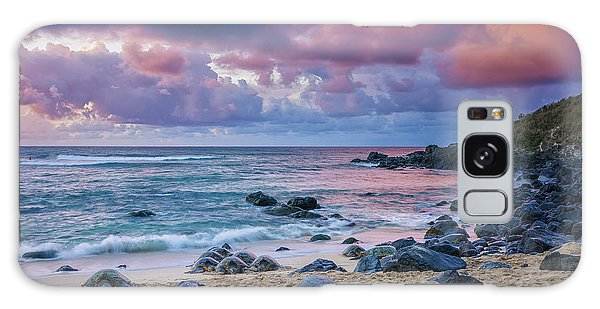 Turtle Town Galaxy Case by Hawaii  Fine Art Photography