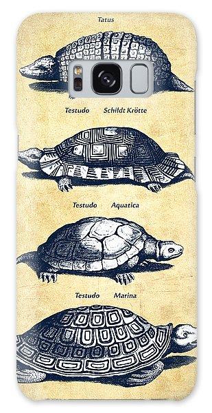 Turtle Galaxy Case - Turtles - Historiae Naturalis - 1657 - Vintage by Aged Pixel