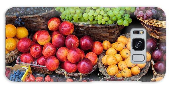 Tuscan Fruit Galaxy Case