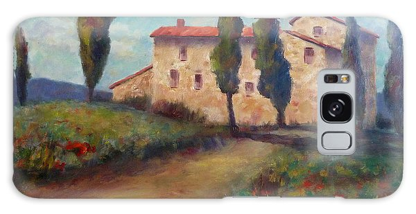 Tuscan Home Galaxy Case