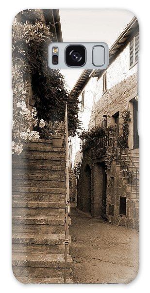 Tuscan Stairways 2 Galaxy Case