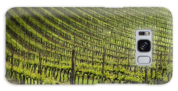 Tuscan Vineyard Series 1 Galaxy Case by John Pagliuca