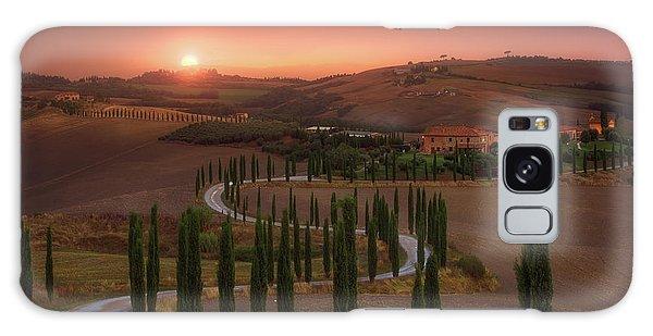 Countryside Galaxy Case - Tuscany by Rostovskiy Anton