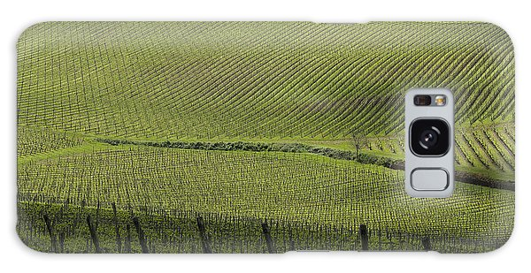 Tuscany Vineyard Series 2 Galaxy Case by John Pagliuca
