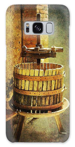 Tuscany Wine Barrel Galaxy Case