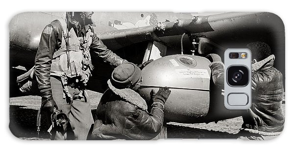 Pilot Galaxy Case - Tuskegee Preflight by Benjamin Yeager