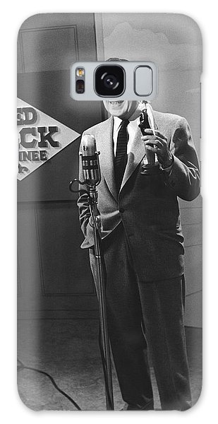 Amateur Galaxy Case - Tv Personality Ted Mack by Underwood Archives