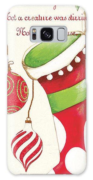 Santa Claus Galaxy Case - Twas The Night...2 by Debbie DeWitt