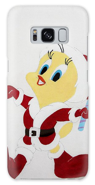 Tweety Christmas Galaxy Case