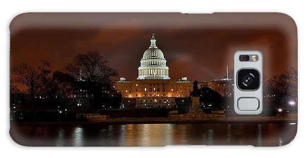 Twilight At The Capitol Galaxy Case