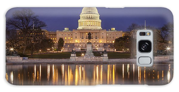 Twilight At Us Capitol Galaxy Case