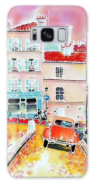 Twilight Montmartre Galaxy Case