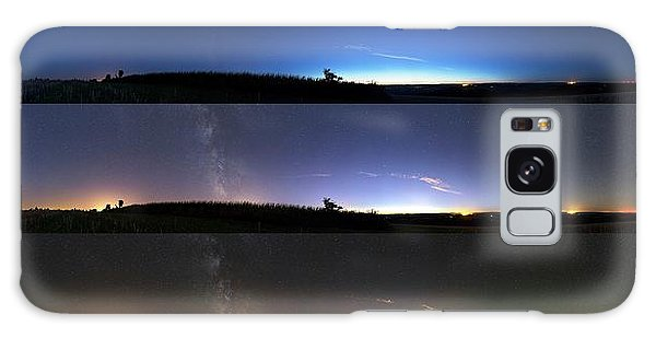 Twilight Sequence Galaxy Case by Laurent Laveder