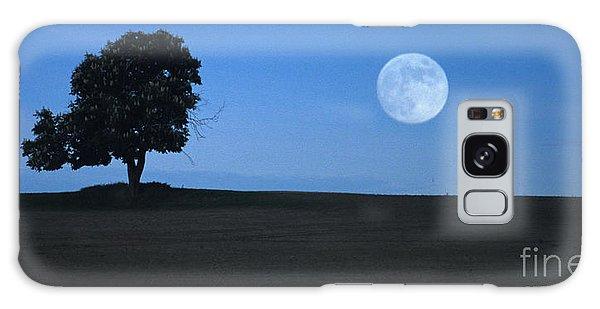 Twilight Solitude Galaxy Case by Sharon Elliott