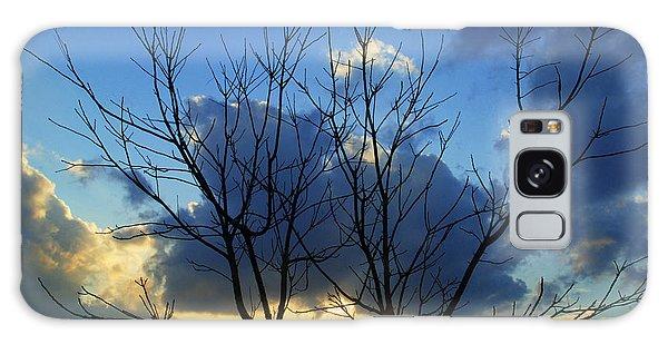 Twin Trees Galaxy Case