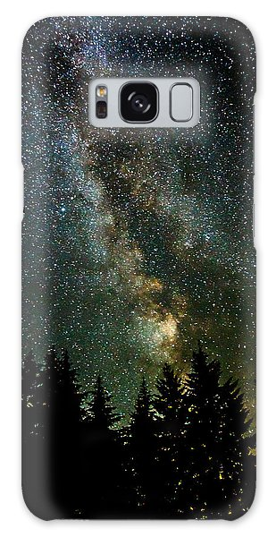 Twinkle Twinkle A Million Stars  Galaxy Case by Wes and Dotty Weber
