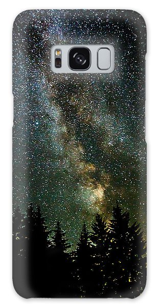 Twinkle Twinkle A Million Stars  Galaxy Case