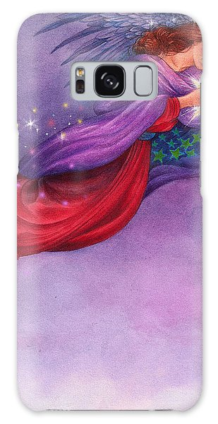 Twinkling Angel Galaxy Case