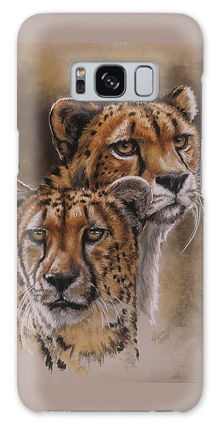 Twins Galaxy Case by Barbara Keith