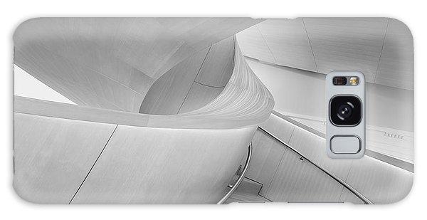 Handrail Galaxy Case - Twist by Roland Shainidze