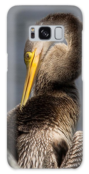 Twisted Bird Galaxy Case
