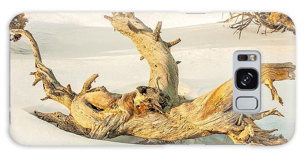 Twisted Dead Tree Galaxy Case