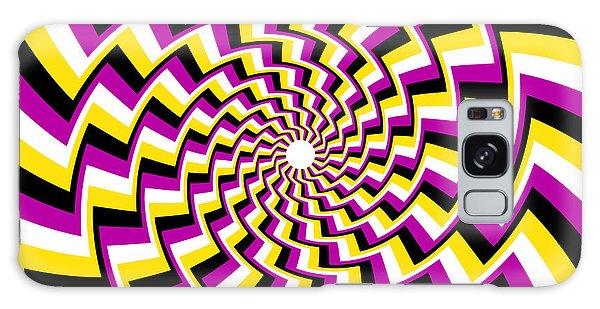 Twisting Spiral Galaxy Case