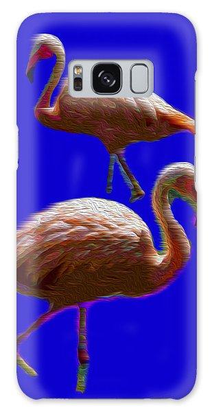 Two Birds Galaxy Case
