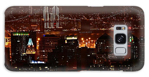 Two Downtowns Galaxy Case